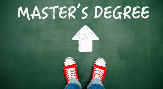 Masters in Actuarial science from abroad